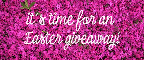 Easter Giveaway | TSetzler Designs