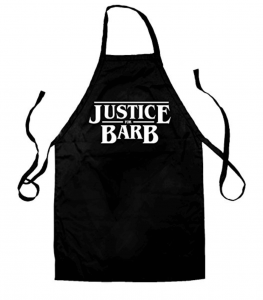 Dressdown Justice For Barb Apron