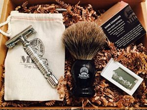 Complete Wet Shave Kit Mike the Mason