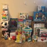 3rd Annual Birthday Toy Drive 1 Month Update