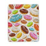 ALAZA Donut Blanket