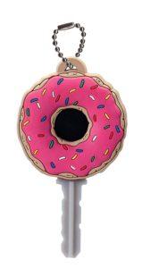 Fox Donut Key Holder