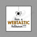 Webtastic Halloween Tag