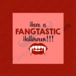 Fangtastic Halloween Tag