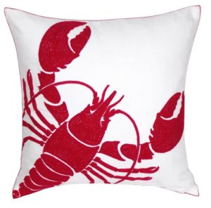 Lobster Pillow Covers