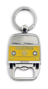 VW Collection by BRISA VW Bus Key Ring/Bottle Opener