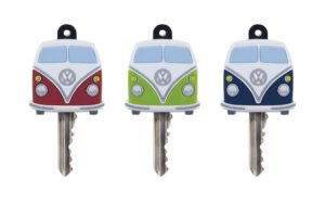 VW Collection by BRISA VW Bus Key Covers
