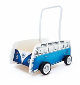 Hape Kids Classical VW Bus Wooden Walker
